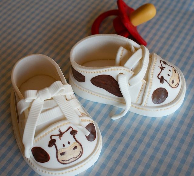 Cow Baby Sneakers