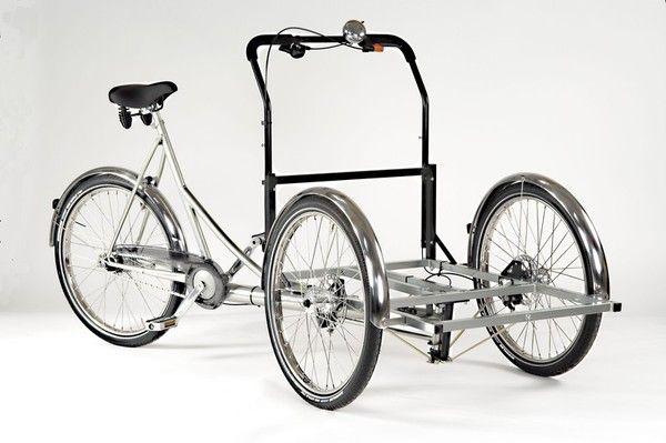 三輪自転車を自作するには デュランナのブログ 自転車 移動式屋台 三輪車