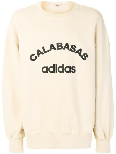 Yeezy Season 5 X Adidas Calabasas Crew Neck Sweatshirt Jupiter – The Business Fashion