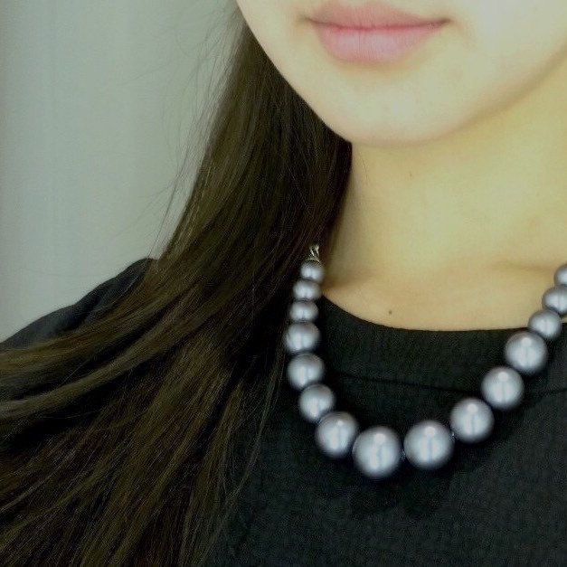 Modern twist to classic pearls! New colours coming soon :)