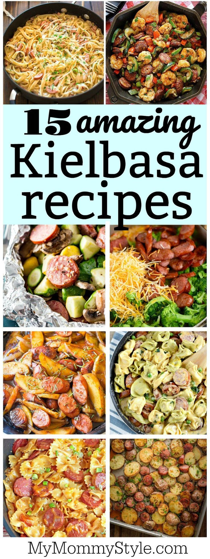 Have you ever wondered how to cook kielbasa? Well, look no further! This is a roundup of all our favorite kielbasa recipes all in one place.