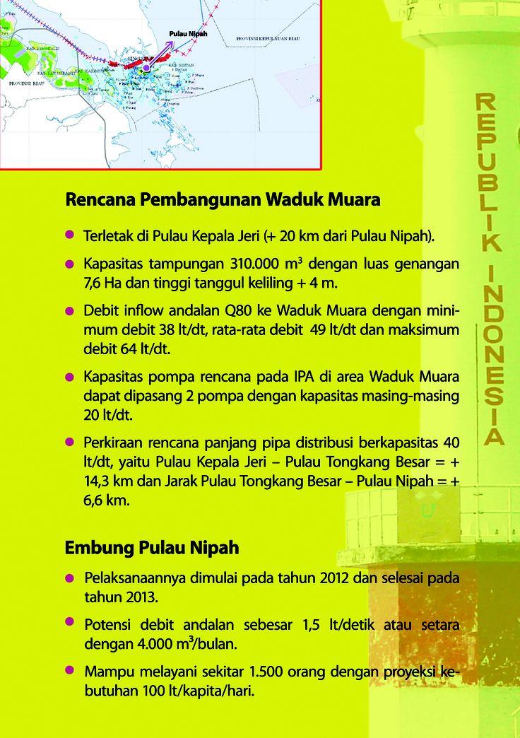 Konservasi Pulau Nipah, Kep. Riau