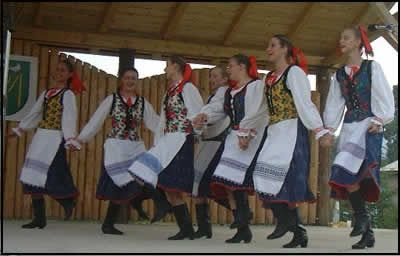 Slovak Folk Music: Horehronie Dances