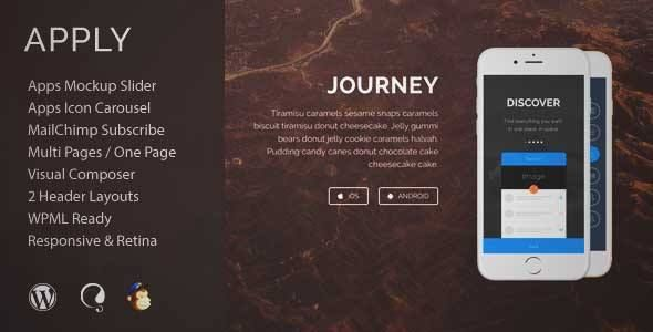 Download and review of Apply - App Agency WordPress Theme, one of the best Themeforest Technology themes {Download & review at|Review and download at} {|-> }http://best-wordpress-theme.net/apply-app-agency-download-review/