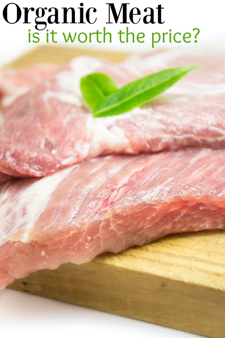 Asking yourself why should I buy organic meat? Here are a few reasons (both…