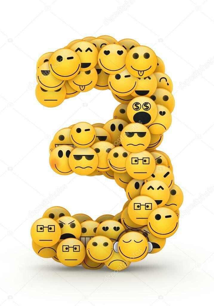 Pin By Happynessnow On Patrick S Emoticon Smiley Emoji Emoji Numbers