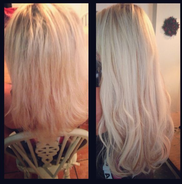 13 best great lengths usa challenge 2013 images on pinterest helen with 45cm great lengths extensions pmusecretfo Choice Image