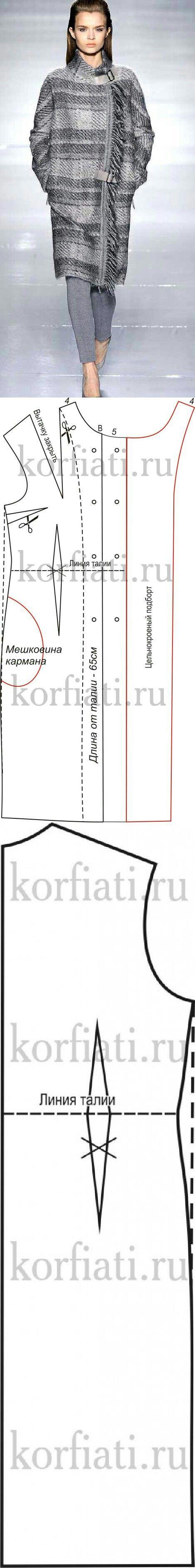 Sewing Pattern / Jacket