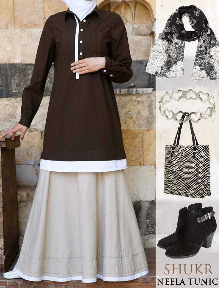 Dress to impress in SHUKR's Neela Tunic