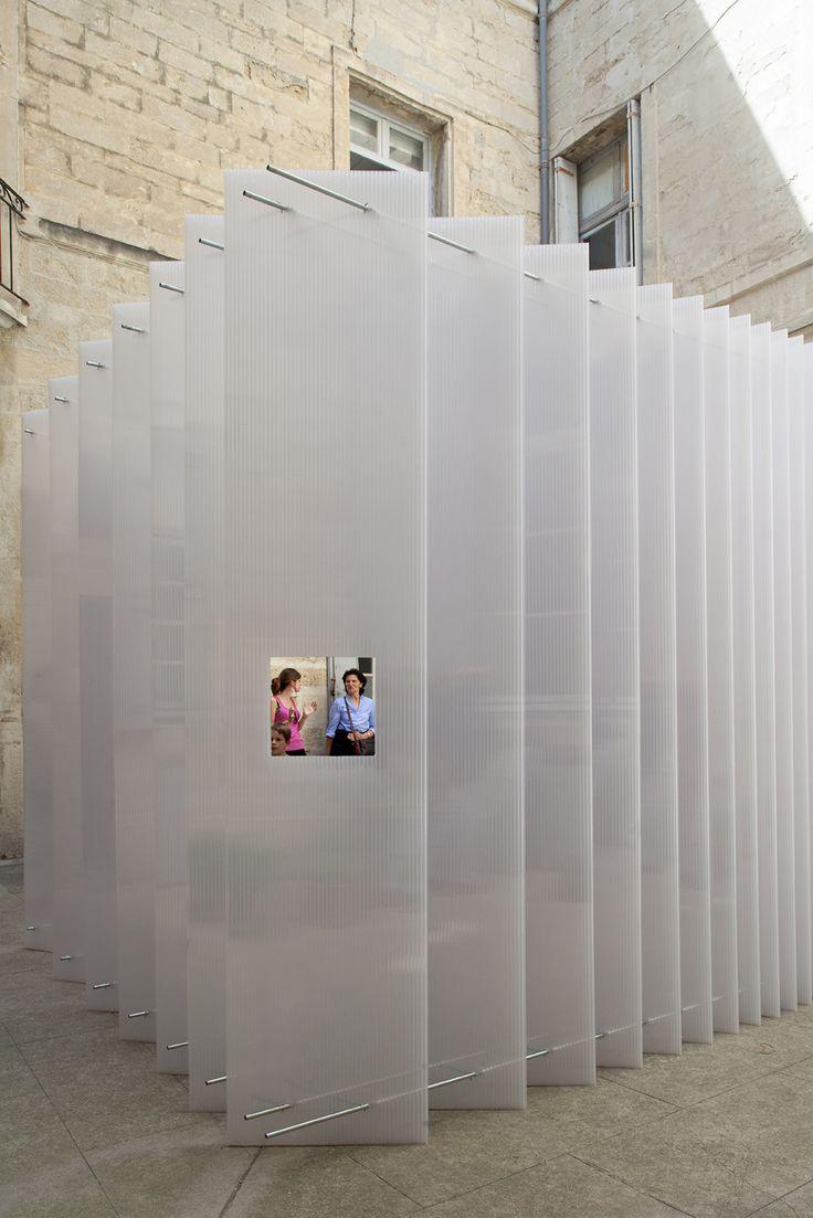 25 mejores im 225 genes de architecture vegetation en pinterest - Reframe Festival Des Architectures Vives
