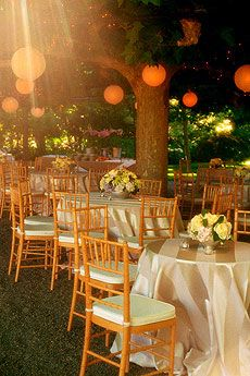 Wedding Table Settings Photo Gallery - 25 Stylish Table Settings