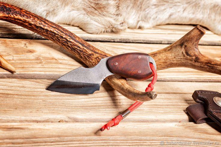 Нож Splinter. 14 см. Мастер Андрей Владимирович Щепетов. г. Кимры. Сайт: https://www.livemaster.ru/haberdasher