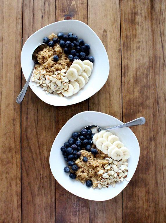 Superfood Quinoa Breakfast Bowl Maak mij hier maar voor wakker #superfood