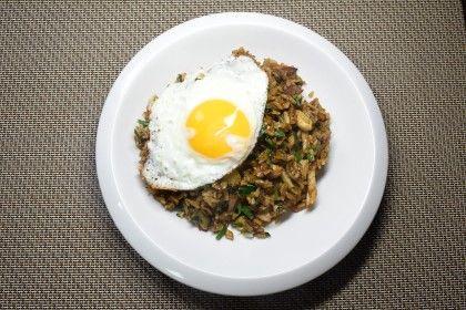 [자취생 요리]남은 치킨 재활용 볶음밥 만들기. : 네이버 블로그