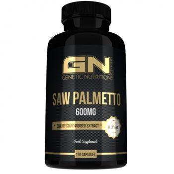 GN Laboratories Saw Palmetto - Hemmung der unerwünschten Nebenwirkungen von DHT…