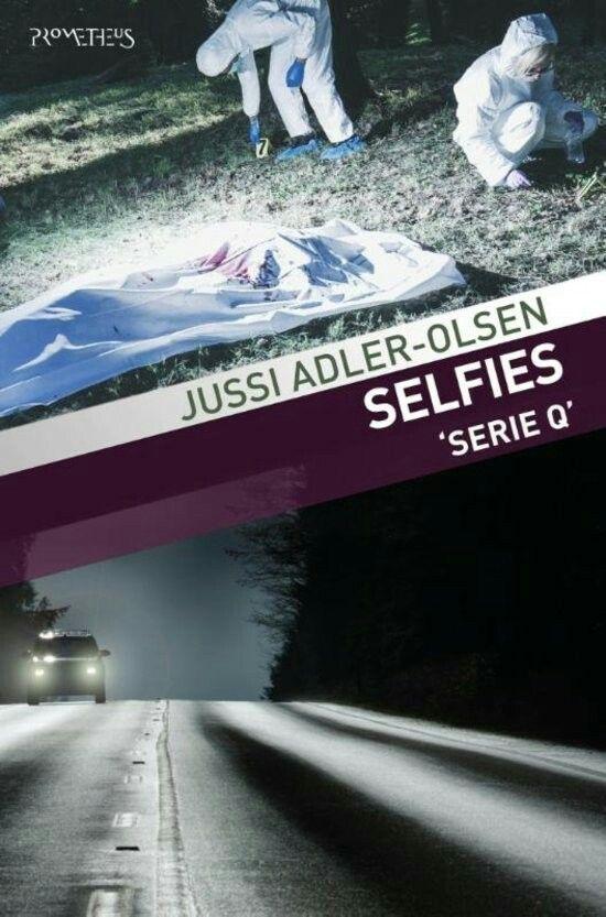 Jussi adler-olsen Qserie / selfies
