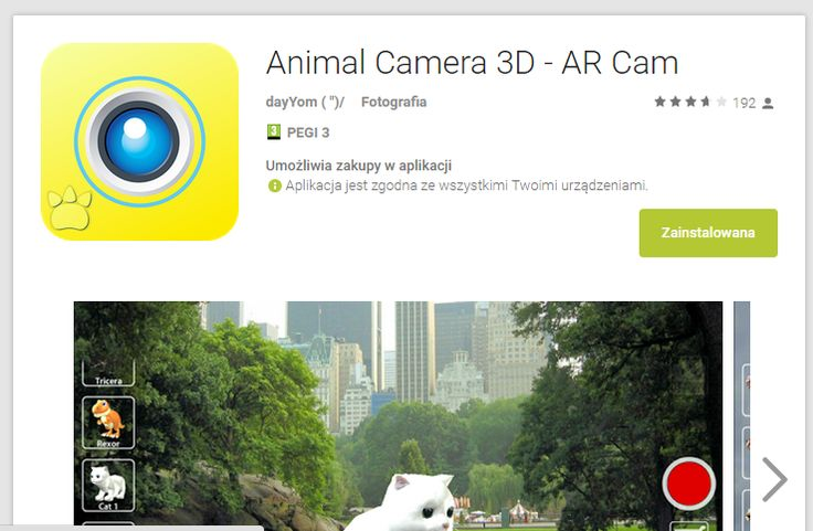 DODAWANIE ZWIERZĄT DO ZDJĘĆ   https://play.google.com/store/apps/details?id=com.dayyom.anicam