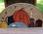 Door Crown-Primitive-Fall-Pumpkin