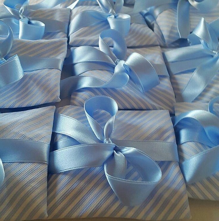 Romantici  sacchettini shabby chic ideali x nascita e battesimo. .. anche confezionati. .  Spedizioni rapide #mobiliastore