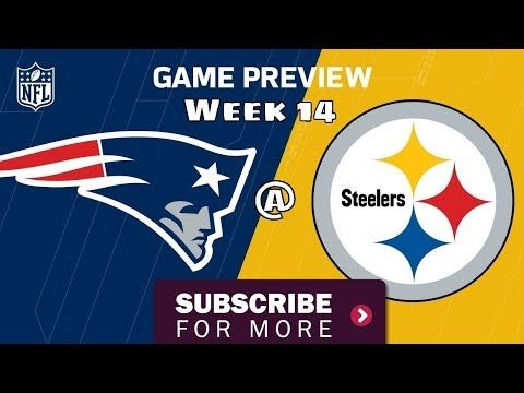 Sunday Night Football New England Patriots @ Pittsburgh Steelers | NFL Week 15 Game Preview | Madden https://youtube.com/watch?v=M_ikWMira6U