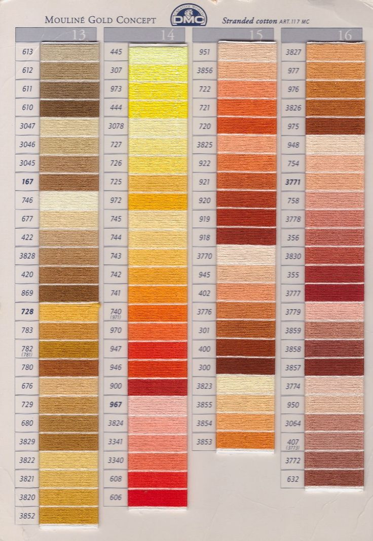 43 best color chards images on pinterest embroidery color our corner of cross point guide of colors of threads nvjuhfo Images