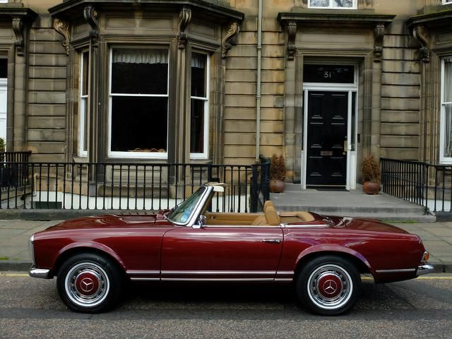 Used Mercedes-benz 280 Convertible in Edinburgh, City Of Edinburgh | Derek C Mowat