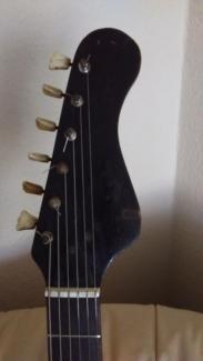 Klira Triumphator Gitarre, Vintage, orig.Video... in Brandenburg - Wittenberge | Musikinstrumente und Zubehör gebraucht kaufen | eBay Kleinanzeigen