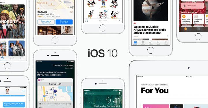 iOS 10 è già un successo strepitoso. Già al momento della sua presentazione, nel corso WWDC 16, la decima versione del sistema operativo dedicato ad iPhone, iPod touch ed iPad, gli analisti del settore tecnologico avevano previsto che il suo successo avrebbe fatto registrare un'adozione senza pretendenti da parte degli utenti, grazie alle numerose novità introdotte ed il suo aspetto grafico semplice ed immediato.