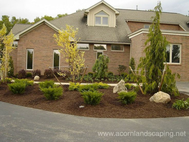 Front Yard Garden Ideas No Grass 62 best front yard landscaping. images on pinterest | landscaping