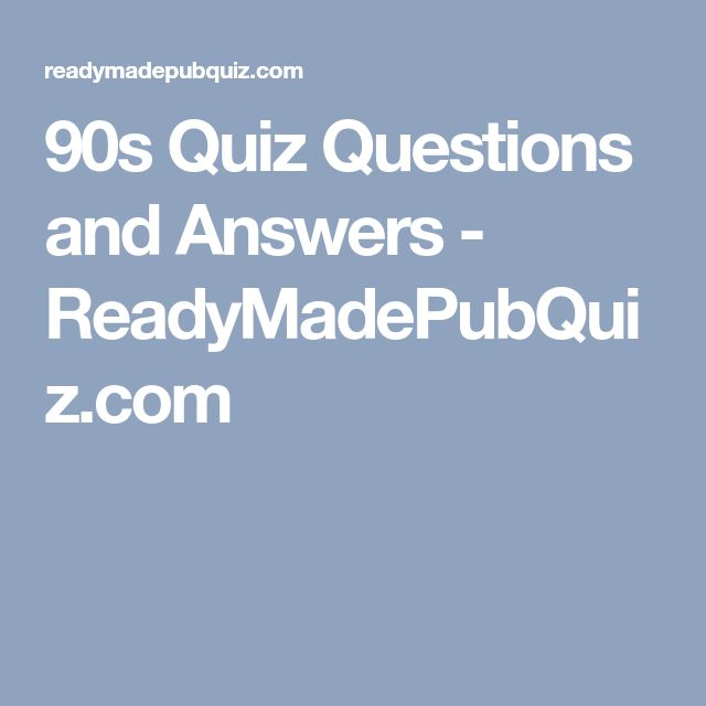 ist quizz questions Paulsquiz free quiz questions and answers - the number one free pub quiz location for high quality well researched pub quizzes questions are somewhat challenging and.
