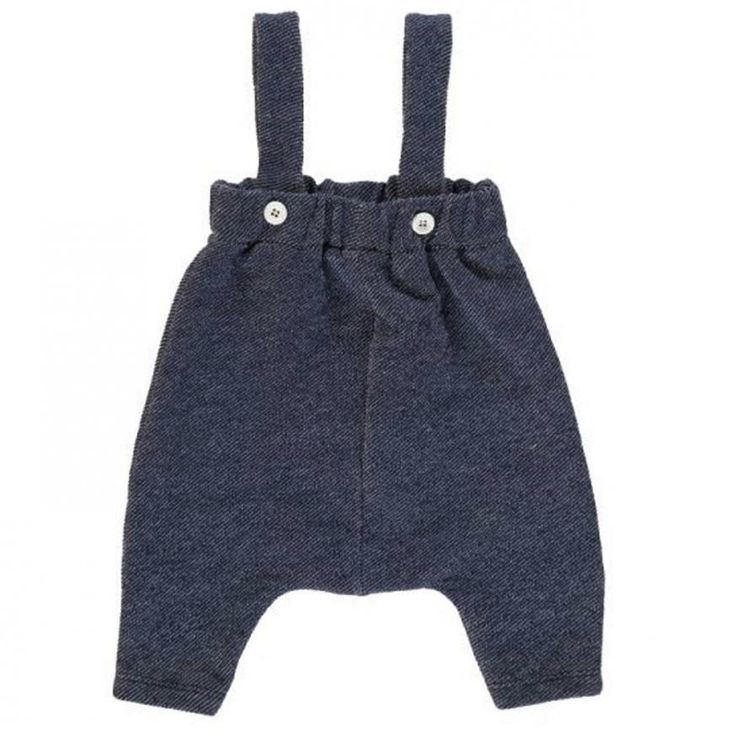 There is an art to admiring a newborn with sincerity. These help.  http://sorrythanksiloveyou.com/products/view/marine-overalls-lucien-zazou