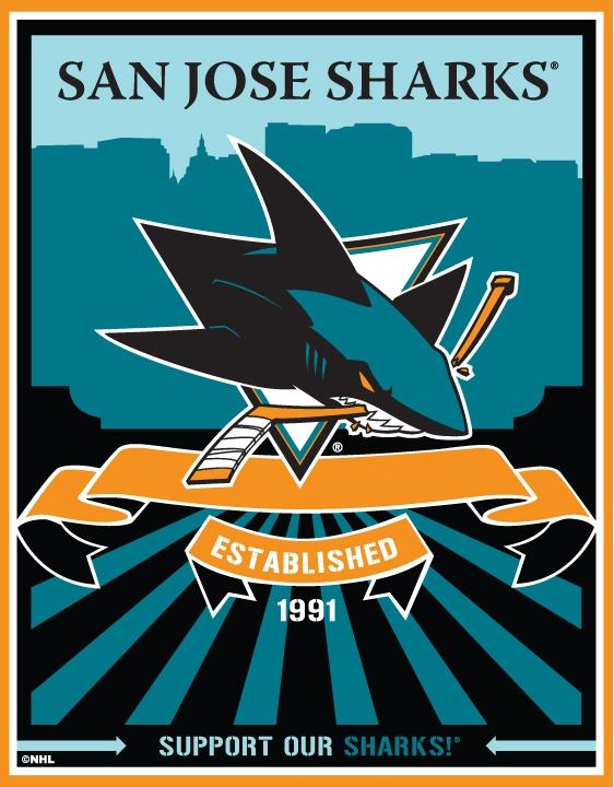 San Jose Sharks Speakman