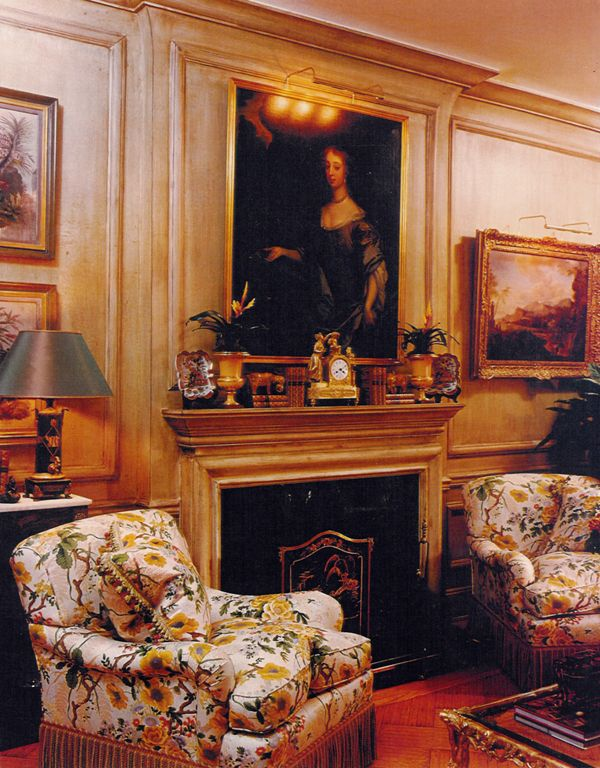 William R. Eubanks » Interior Design And Antiques » Exquisite Spaces »  Living Rooms. English Country StyleEnglish Country HousesEnglish ...