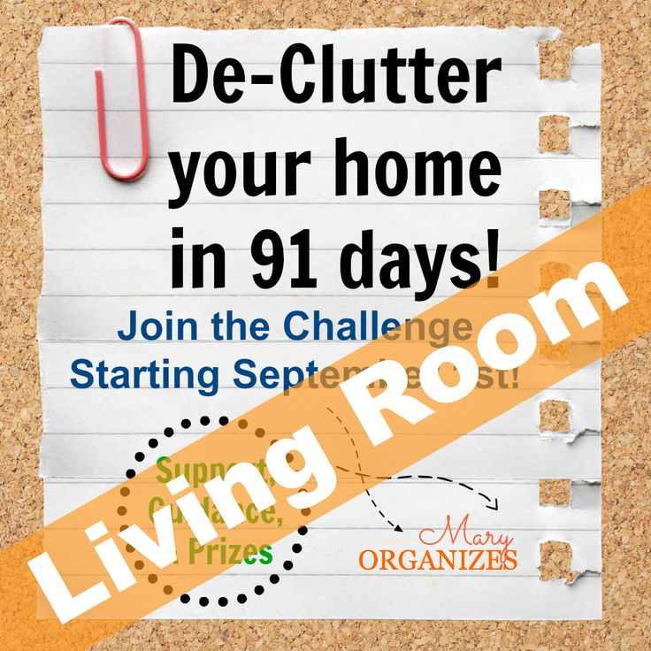 Week 7 The Living Room Popular Pins Pinterest Declutter Your Home Stay On Track And