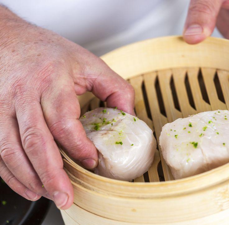 Cozinhar a vapor  - Visite-nos em: www.teleculinaria... | Descubra receitas deliciosas, truques, dicas, cursos, o Blog Culinária A-Z e muito mais!