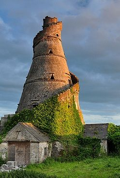 Barn In Ireland