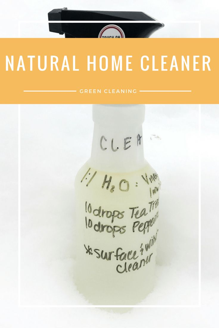 Natural Cleaner | Home Cleaner | DIY Cleaner | Counter Cleaner | Window Cleaner