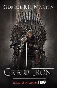 """George R.R. Martin - """"Gra o tron"""" - 10/10. Link do recenzji: http://lubimyczytac.pl/ksiazka/134254/gra-o-tron/opinia/24979747#opinia24979747"""