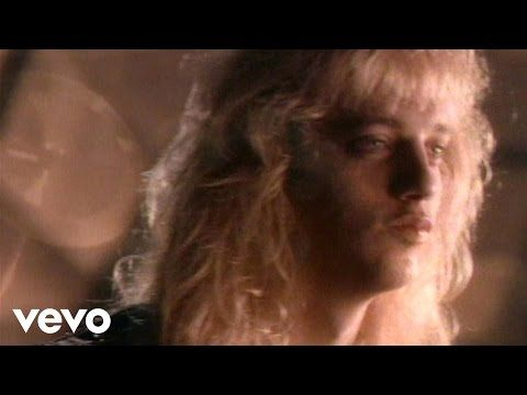 Warrant - Sometimes She Cries - YouTube