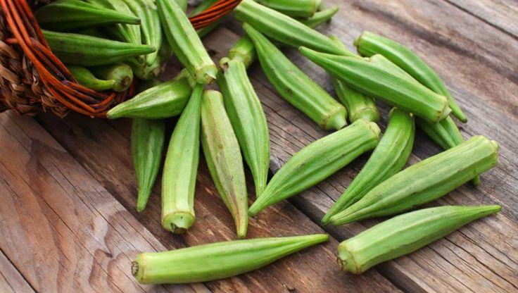 Okra: bron van foliumzuur | Gezondheidsnet