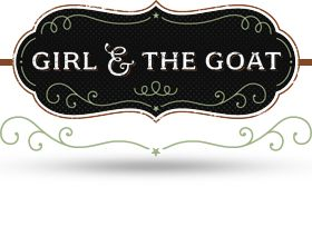 The Girl & the Goat - The best meal I've had in a long time from Stephanie Izard, winner of Top Chef Season 4!