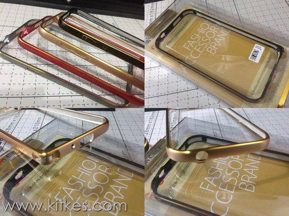 Fashion Alumunium Bumper Samsung Galaxy J1 - Rp 100.000 - kitkes.com