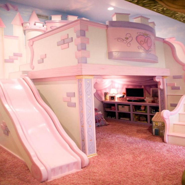 Princess themed Bedrooms - Interior Designs for Bedrooms Check more at http://maliceauxmerveilles.com/princess-themed-bedrooms/
