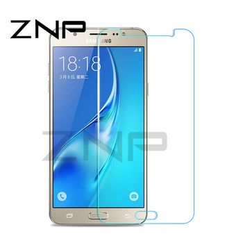 ZNP 9H Tempered Glass For Samsung Galaxy J7 J5 J3 2016 2015 0.3mm Screen Protector Film For Samsung J7 J5 J3 J510 Tempered Glass  Price: 1.32 USD