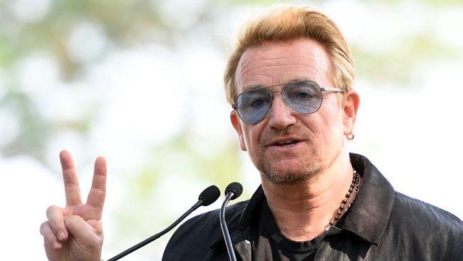 Bono en campagne pour l'émancipation des femmes