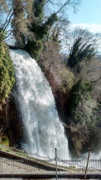 The Waterfall of Edessa, northern Greece
