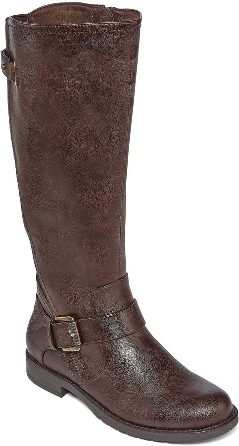 YUU Yuu Catie Womens Riding Boots