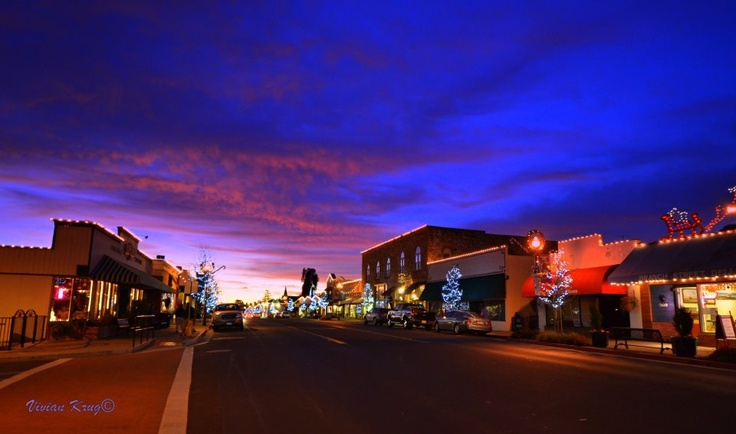 Village of Arroyo Grande, California  This is my town!~~~
