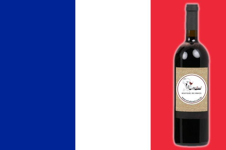 Seleção de Vinhos Franceses da Wine Brasil