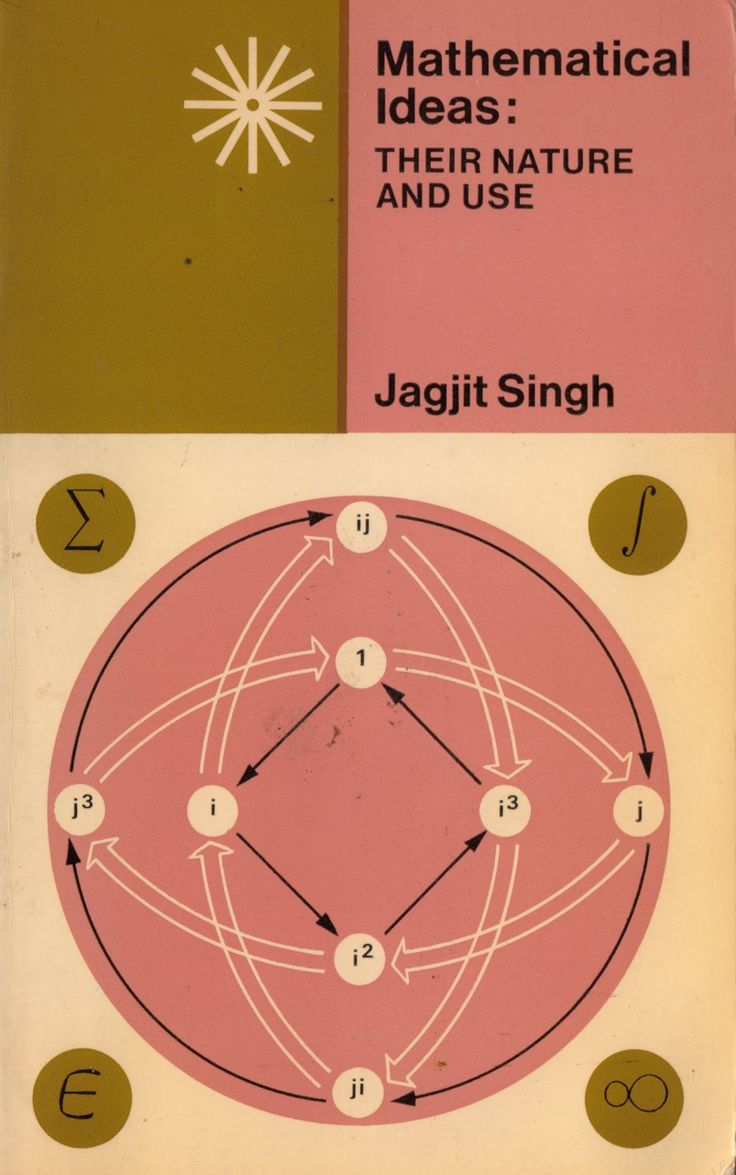 Mathematical Ideas: Their Nature and Use (Jagjit Singh, 1972, Radius Books)